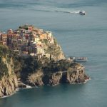 Trois jours de randonnée aux Cinque Terre