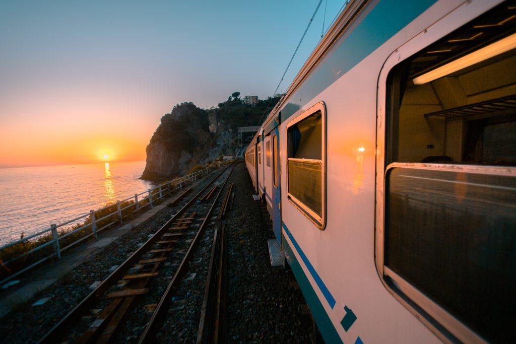 Cinque Terre Express Train