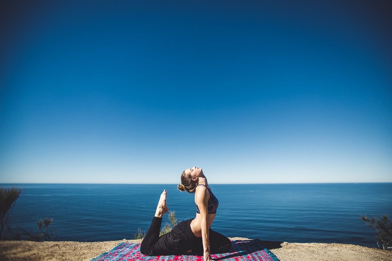 Yoga and meditation in Cinque Terre