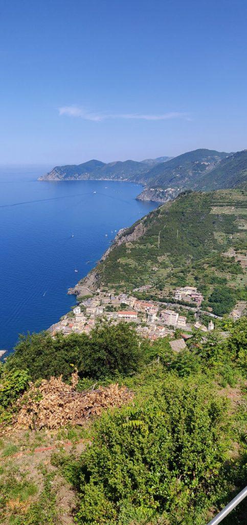 Holistic Hiking in Cinque Terre
