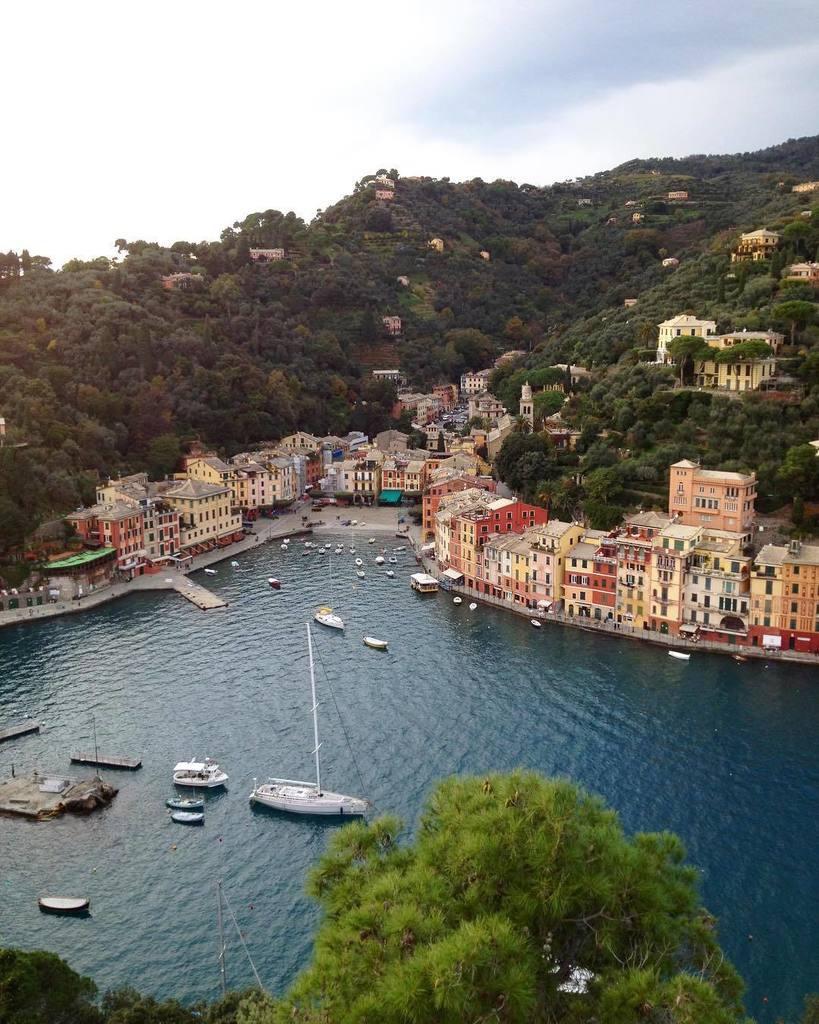 A trip to Portofino from the Cinque Terre